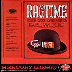 Cover image of Ragtime Goes International