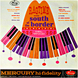 Cover image of Ragtime Goes South Of The Border
