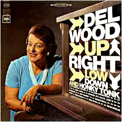 Cover image of Upright Low Down And Honky Tonk