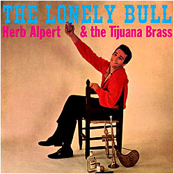 Cover image of The Lonely Bull
