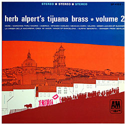 Cover image of Herb Alpert's Tijuana Brass 2