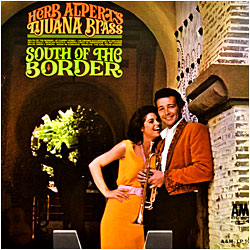 Cover image of South Of The Border