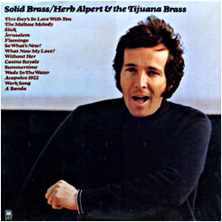 Cover image of Solid Brass