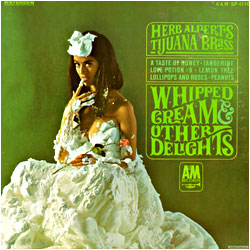 Cover image of Whipped Cream And Other Delights