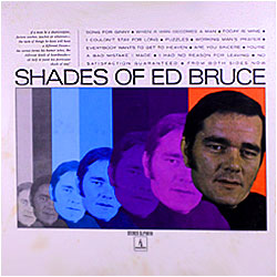 Cover image of Shades Of Ed Bruce