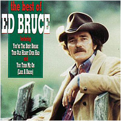 Cover image of The Best Of Ed Bruce