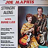 Cover image of Stringin' Along With Joe And Rosie Maphis