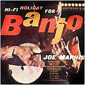 Cover image of Hi-Fi Holiday For Banjo
