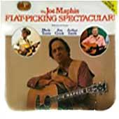 Cover image of The Joe Maphis Flat-Picking Spectacular