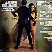 Cover image of James Bond Double Feature