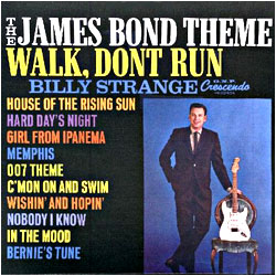 Cover image of The James Bond Theme