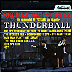 Cover image of Secret Agent File