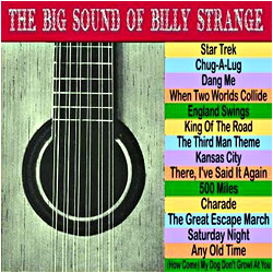 Cover image of The Big Sound Of Billy Strange