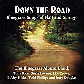 Image of random cover of Bluegrass Album Band