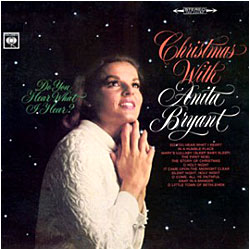 Cover image of Christmas With Anita Bryant