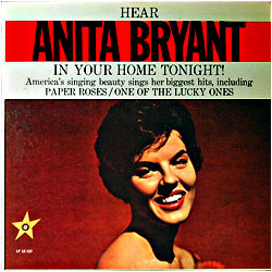 Cover image of Hear Anita Bryant In Your Home Tonight