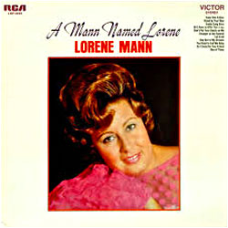 Cover image of A Mann Named Lorene