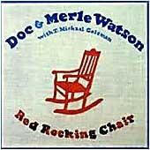 Cover image of Red Rocking Chair
