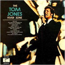 Cover image of The Tom Jones Fever Zone