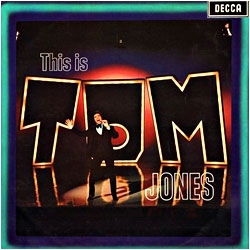 Cover image of This Is Tom Jones