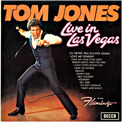 Cover image of Live In Las Vegas