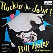 Cover image of Rockin' The Joint