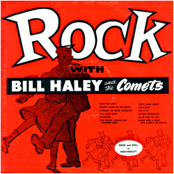 Cover image of Rock With Bill Haley And The Comets
