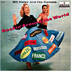 Cover image of Rockin' Around The World