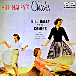 Cover image of Bill Haley's Chicks