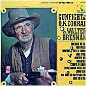 Cover image of Gunfight At The O.K. Corral