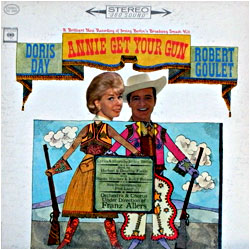Cover image of Annie Get Your Gun