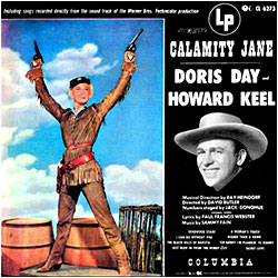 Cover image of Calamity Jane