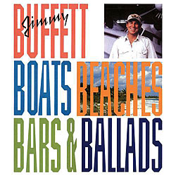 Cover image of Boats Beaches Bars And Ballads