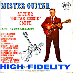 Cover image of Mister Guitar