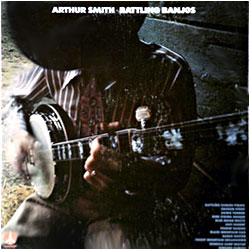 Battling Banjos - image of cover