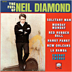 Cover image of The Feel Of Neil Diamond
