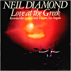 Cover image of Love At The Greek