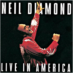 Cover image of Live In America