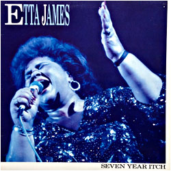 Image of random cover of Etta James