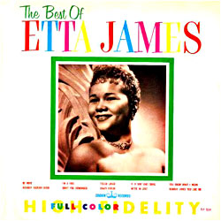 Cover image of The Best Of Etta James