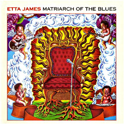 Cover image of Matriarch Of The Blues