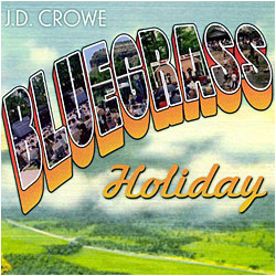 Cover image of Bluegrass Holiday