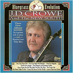 Cover image of Bluegrass Evolution