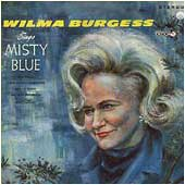Cover image of Misty Blue