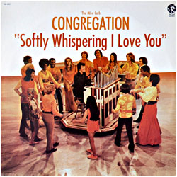 Cover image of Softly Whispering I Love You