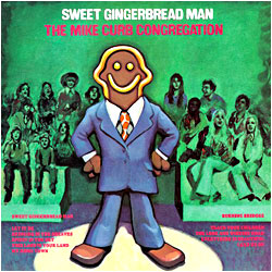 Cover image of Sweet Gingerbread Man