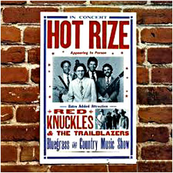 Cover image of Red Knuckles And The Trailblazers