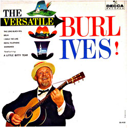 Image of random cover of Burl Ives