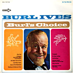 Cover image of Burl's Choice