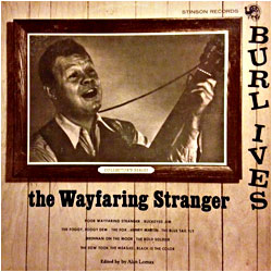 Cover image of The Wayfaring Stranger